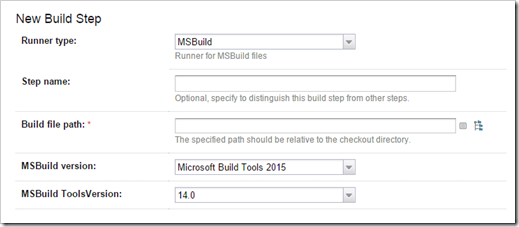 Getting Your Build Server Ready for VS 2015 | They Call Me