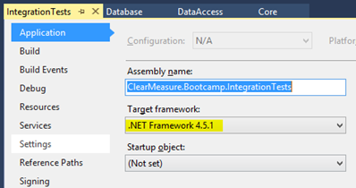 Upgrading Projects to  NET 4 6 | They Call Me Mister James