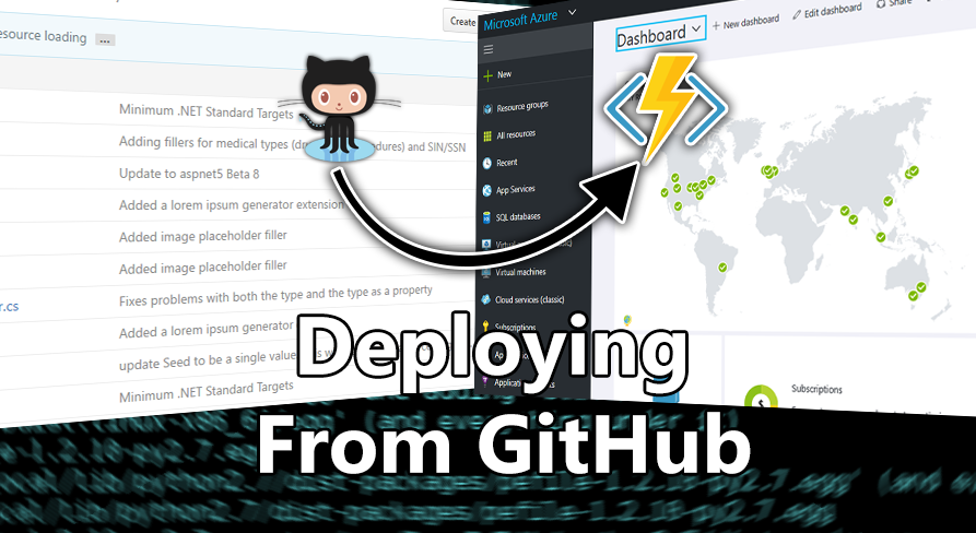 How to deploy to Azure Functions using GitHub | They Call Me Mister