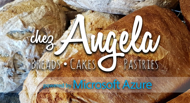 Chez Angela - Building a Cloud-Based Bakery