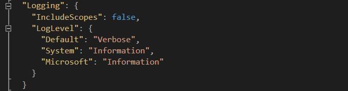 Structured JSON Configuration
